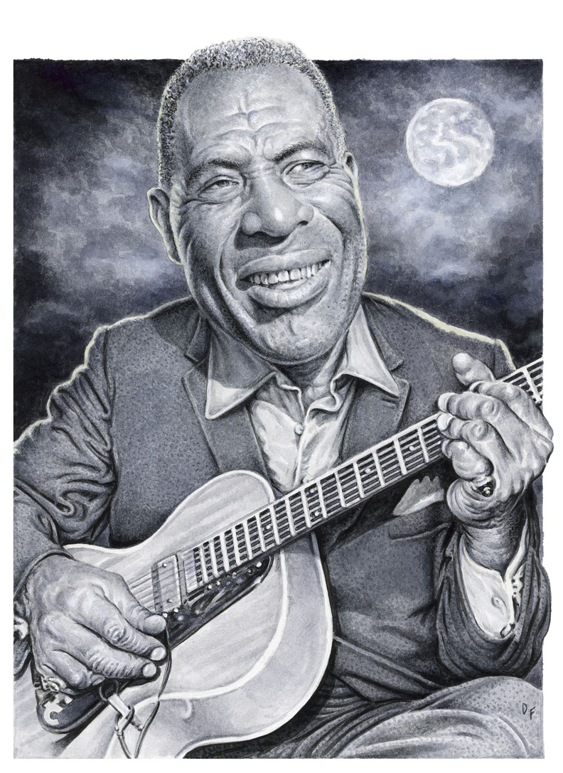Howlin Wolf Red Rooster