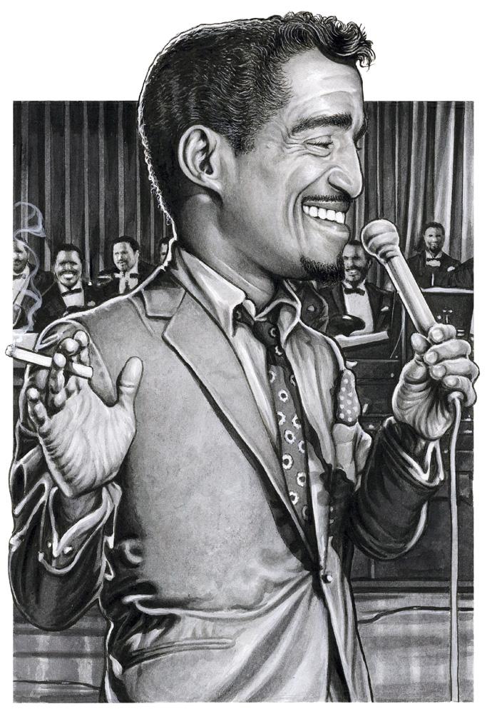 Sammy Davis Jr. - Photos